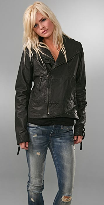 Tony Cohen Motorcycle Jacket