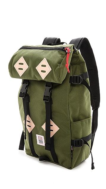 Topo Designs Klettersack