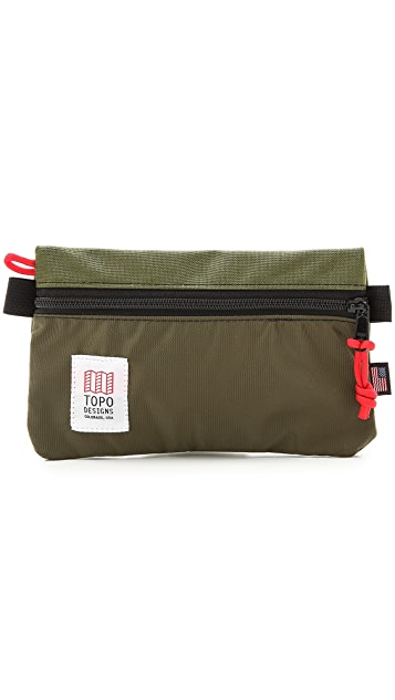 Topo Designs Zip Pouch
