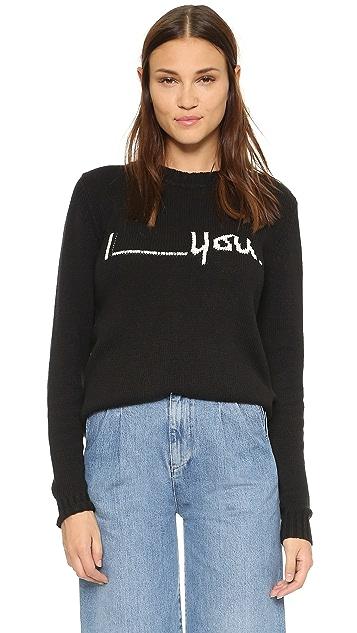 Top Secret Village Sweater