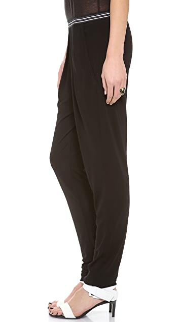 Burning Torch Komodo Pants
