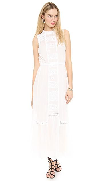 Burning Torch Sequoia Maxi Dress