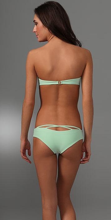 Tori Praver Swimwear Hoku Bikini Top