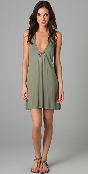 Tori Praver Swimwear Cover Up Tank Dress