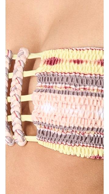 Tori Praver Swimwear Lily Bikini Top