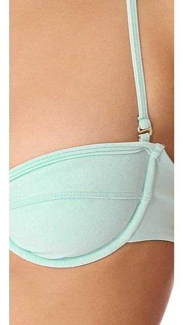 Tori Praver Swimwear Kenny Bikini Top