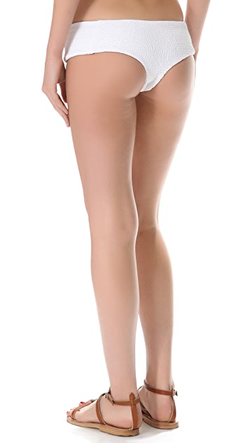 Tori Praver Swimwear Violet Bikini Bottoms