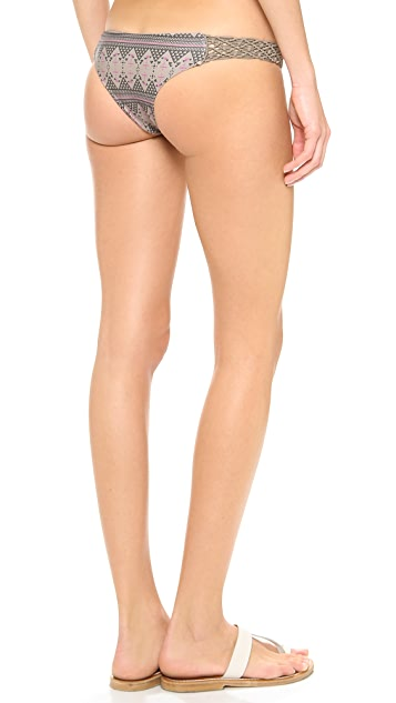 Tori Praver Swimwear Chelsea Bikini Bottoms