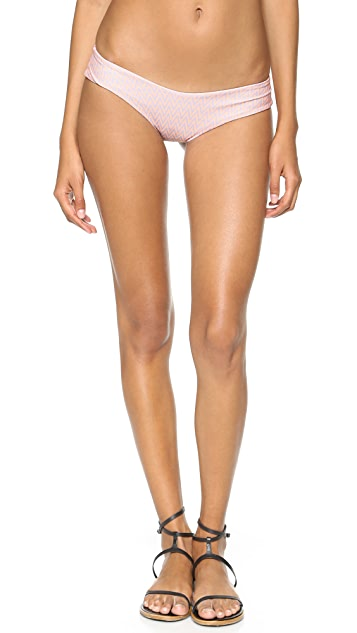Tori Praver Swimwear Boardwalk Bikini Bottoms