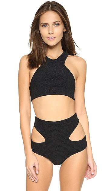 Tori Praver Swimwear Peahi Bikini Top