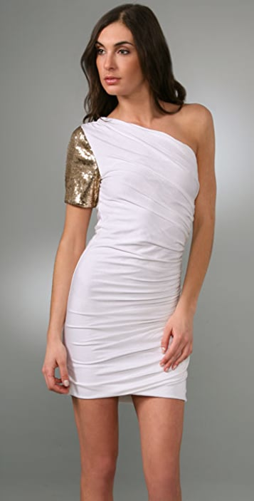 Torn by Ronny Kobo Selia Sequin Dress