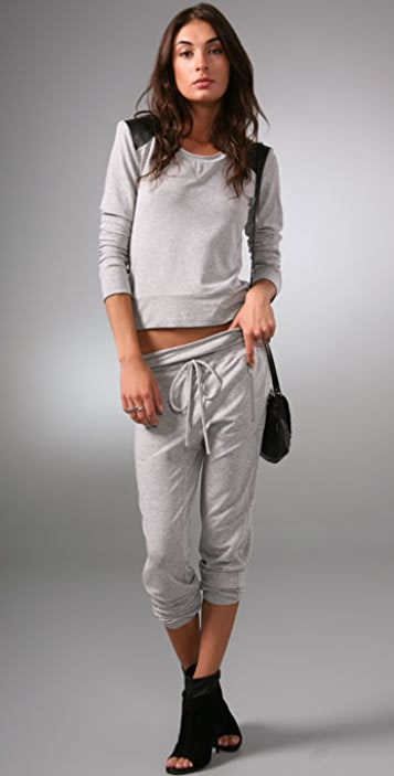 Torn by Ronny Kobo Kelly Zipper Pants
