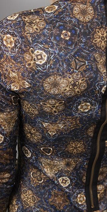 Torn by Ronny Kobo Tara Flat Diamonds Dress