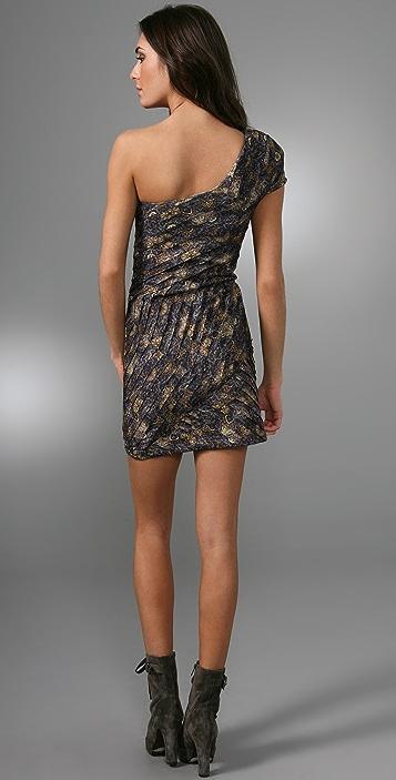 Torn by Ronny Kobo Venus Diamonds Dress