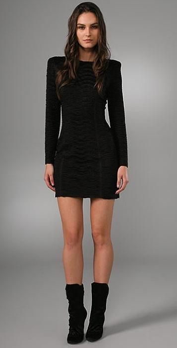 Torn by Ronny Kobo Bella Pleated Dress