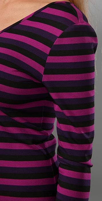 Torn by Ronny Kobo Olivia Mini Dress