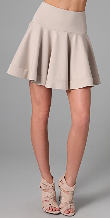 Torn by Ronny Kobo Ally Solid Skirt