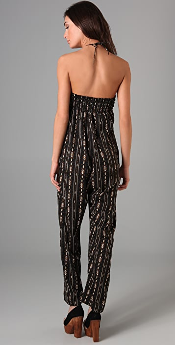 Torn by Ronny Kobo Maria Jumpsuit