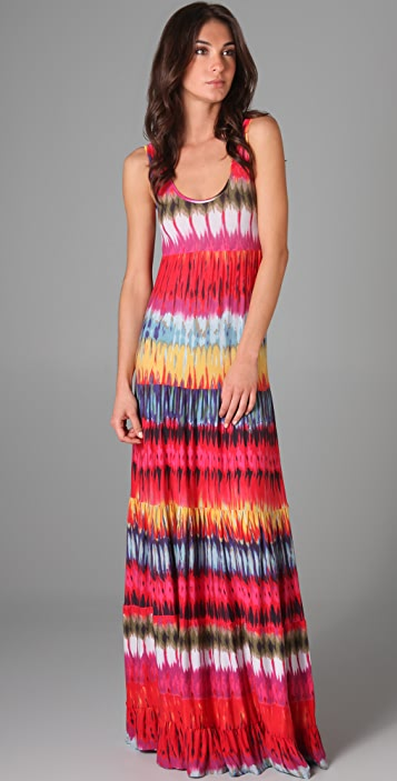 Torn by Ronny Kobo Emma Long Dress