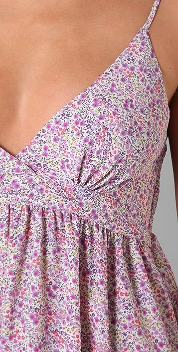 Torn by Ronny Kobo Ronny Maxi Dress