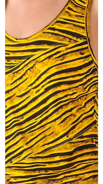 Torn by Ronny Kobo Josine Striped Tank