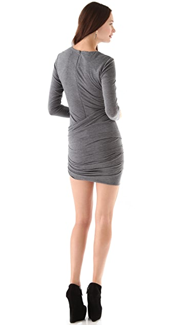 Torn by Ronny Kobo Cameron Mini Dress