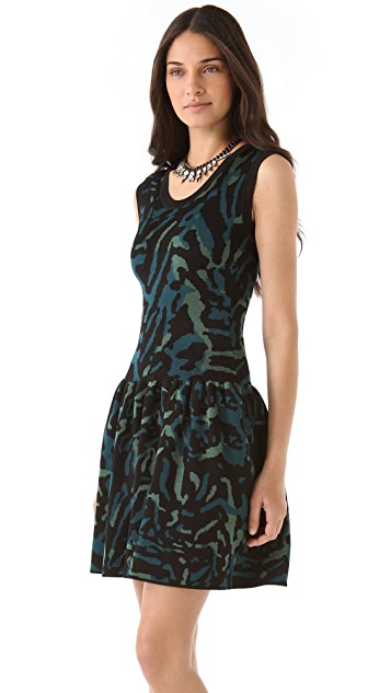 Torn by Ronny Kobo Christina Dress