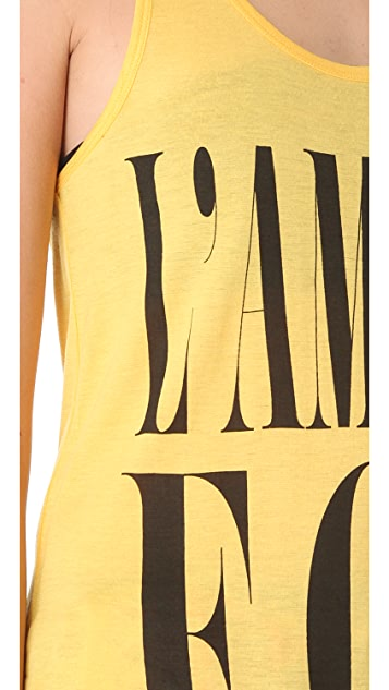 Torn by Ronny Kobo Katie L'Amour Fou Tank