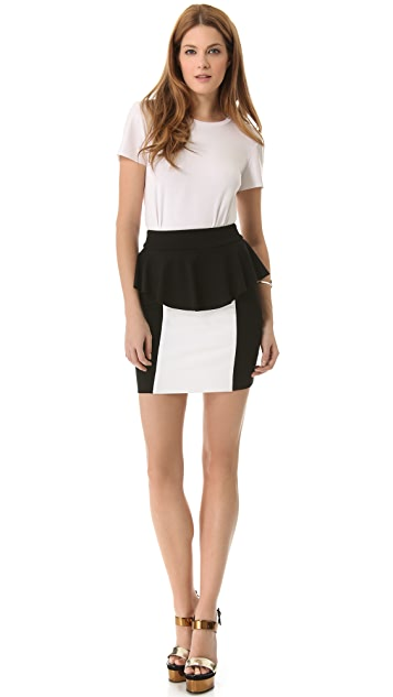 Torn by Ronny Kobo Lisa Skirt