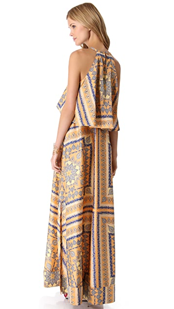 Torn by Ronny Kobo Celina Long Dress