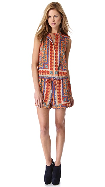 Torn by Ronny Kobo Isabella Romper