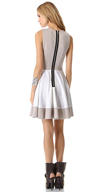 Torn by Ronny Kobo Belen Dress