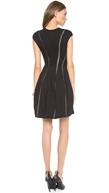 Torn by Ronny Kobo Delilah Mesh Dress