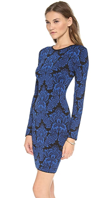 Torn by Ronny Kobo New Baroque Mammie Dress