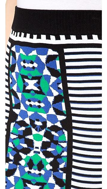 Torn by Ronny Kobo Celeste Skirt