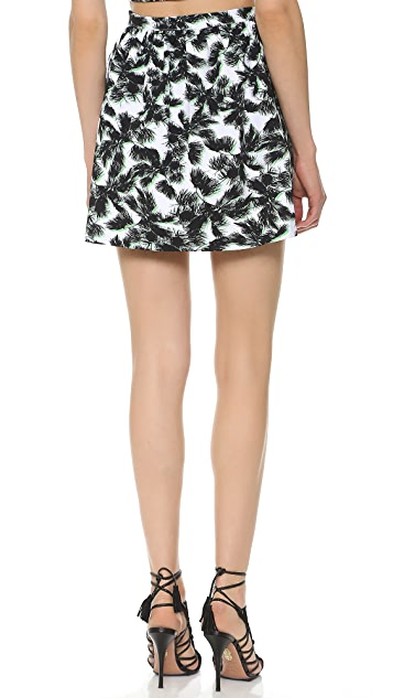 Torn by Ronny Kobo Payton Paradise Skirt