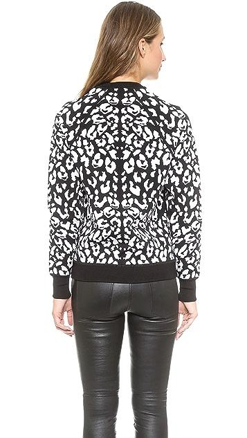 Torn by Ronny Kobo Chaviva Reversible Sweatershirt
