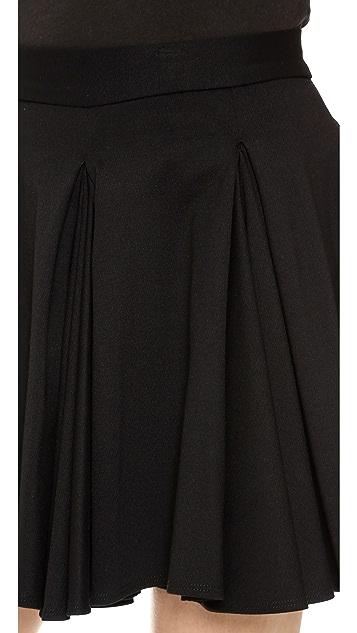 Torn by Ronny Kobo Gwen Ponte Skirt