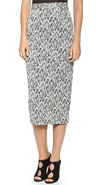Torn by Ronny Kobo Nili Skirt