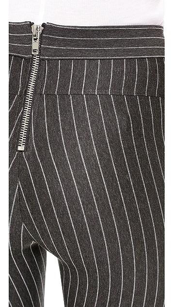 Torn by Ronny Kobo Geneva Zip Pants