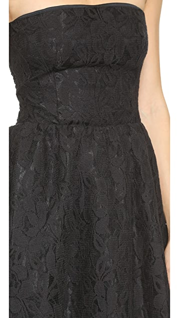Torn by Ronny Kobo Dominika Lace Dress