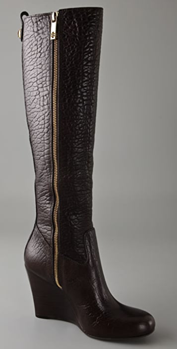 Tory Burch Dabney Wedge Boots
