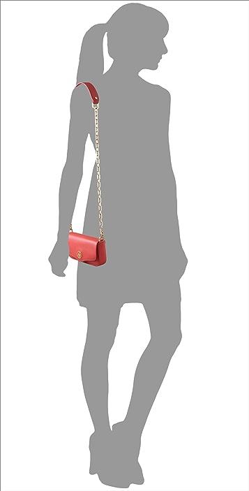 Tory Burch Saffiano Classic Mini Bag