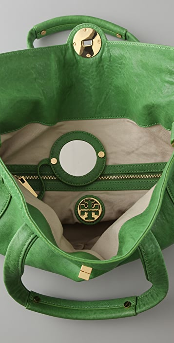 Tory Burch Tory Turnlock Small Mani Tote