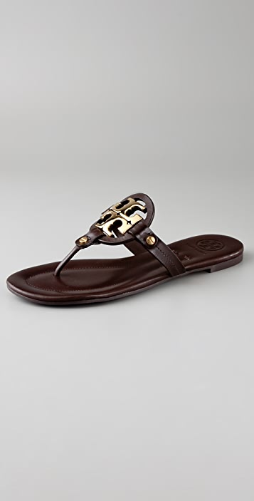 Tory Burch Miller Flat Thong Sandals