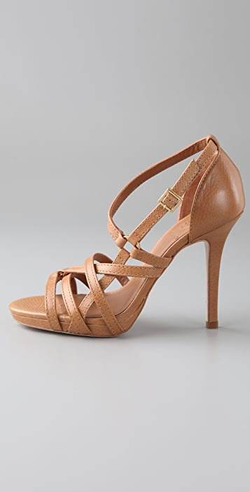 Tory Burch Elizabella Crisscross Sandals