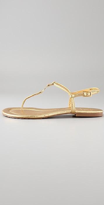 Tory Burch Emmy Thong Flat Sandals