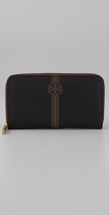 Tory Burch Roslyn Zip Continental Wallet