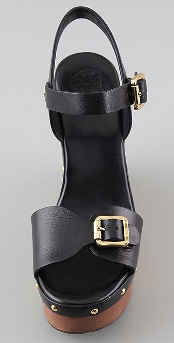 Tory Burch Tatum Wedge Sandals
