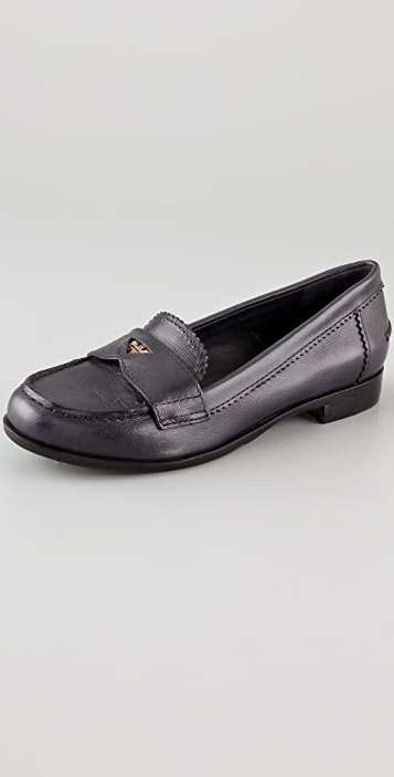 aca7a56bf8c Tory Burch Pennie Low Heel Loafers